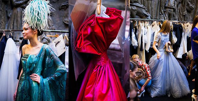 Жан-Поль Готье одежда фото