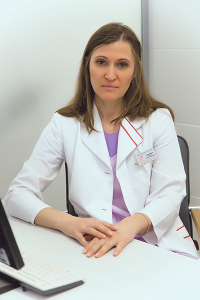 Пашкевич Ольга Вячеславовна