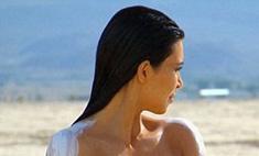 Ким Кардашьян призналась, что болеет псориазом