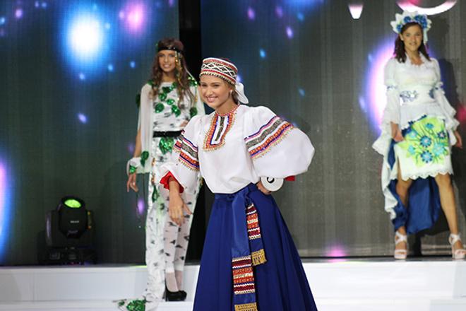 Анастасия Волова, Мисс Волга 2015