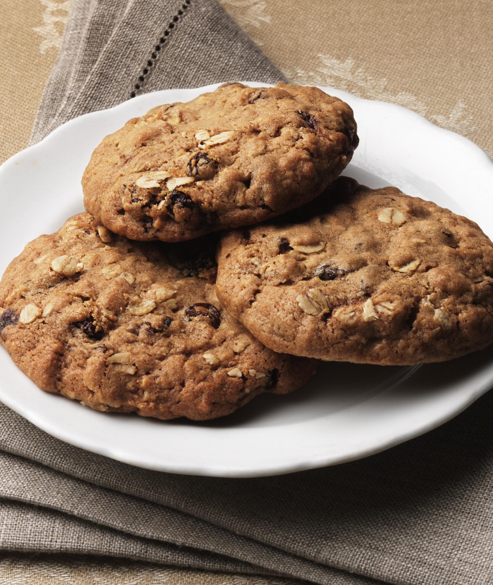 рецепт печенья со злаками в домашних условиях