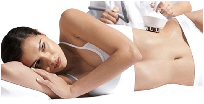 Процедура RF липолиз в клинике doctor plastic