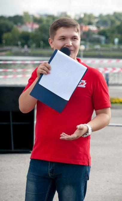 Вериялов Дмитрий