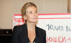 Юлия Высоцкая не винит мужа в трагедии с дочерью
