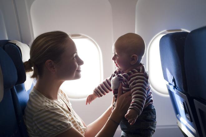 Что предлагают детям в самолетах