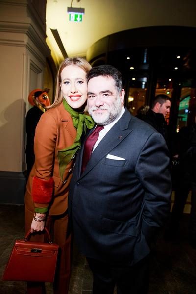 В Москве открылся один из самых больших бутиков Hermès в мире | галерея [1] фото [9]