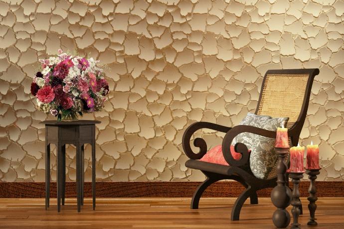 декоративные панели для стен из гипса
