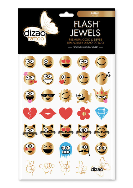 Быстро и просто: коллекция флеш-тату Dizao Tattoo | галерея [1] фото [4]