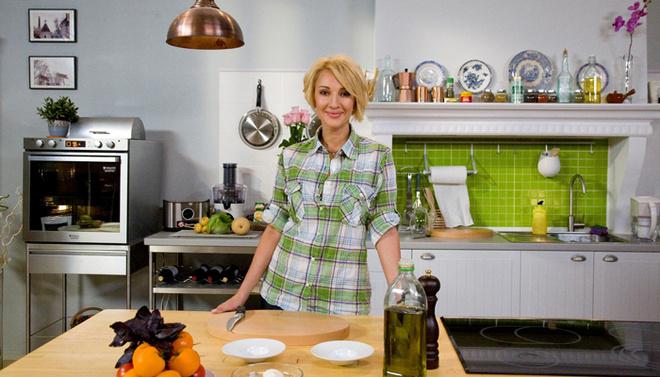 Лера Кудрявцева расскажет зрителям о правильном питании все, что знает.