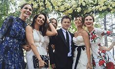 Свадьба Тарасенко: торт за полмиллиона, «Руки Вверх!» и звезды ТНТ