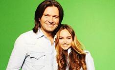 Дмитрий Маликов снял в клипе дочь Стефанию