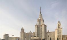 МГУ имени Ломоносова поднялся в рейтинге лучших вузов мира