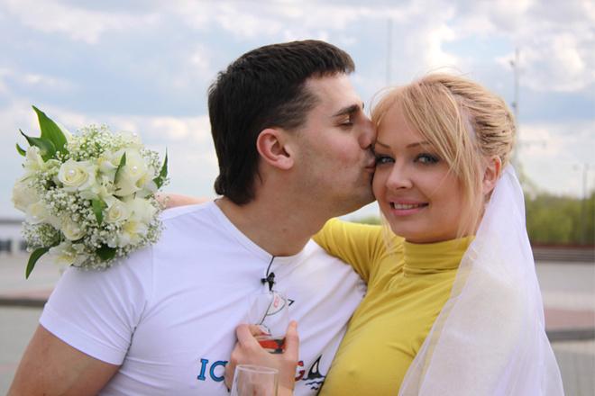 Дарья и Сергей Пынзарь в Воронеже