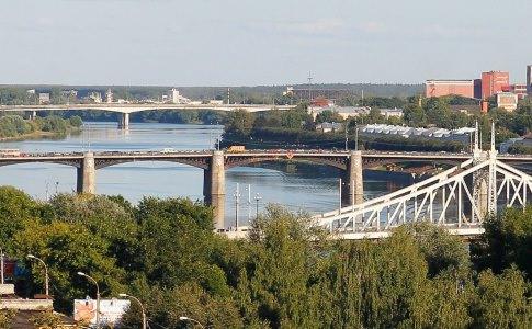 Тверь, Волга