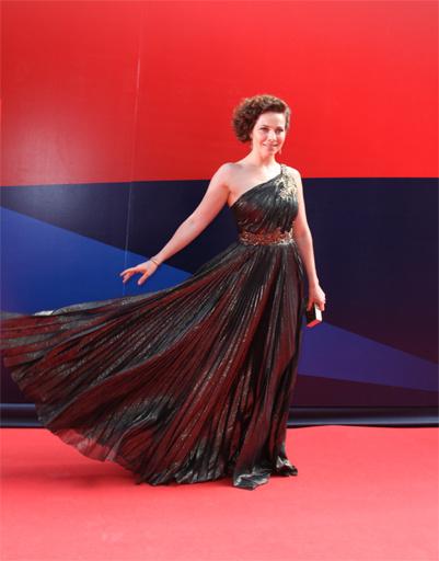 Актриса Катя Гусева