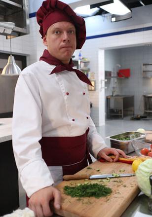 Сергей Лавыгин, Кухня