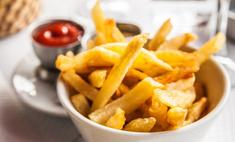 Настоящая картошка фри в домашних условиях