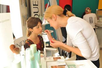Дети побывали на приеме у косметолога и получили массу полезных советов