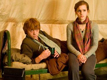 Руперт Гринт (Rupert Grint) и Эмма Уотсон (Emma Watson) возглавили список самых успешных экранных пар
