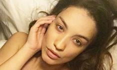 Виктория Дайнеко показала фото без макияжа