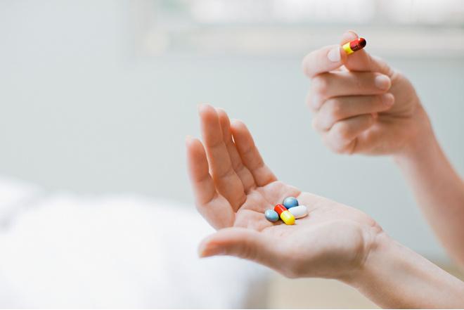побочные эффекты от витаминов