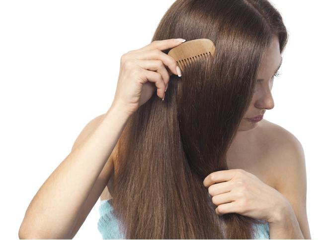 Как сделать волосы густыми они у меня тонкие 50