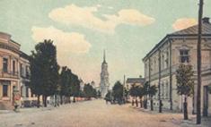 Улицы Воронежа, связанные с Андреем Платоновым: раньше и сейчас