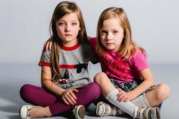 самые известные близнецы Тольятти, четверняшки Рогачевы