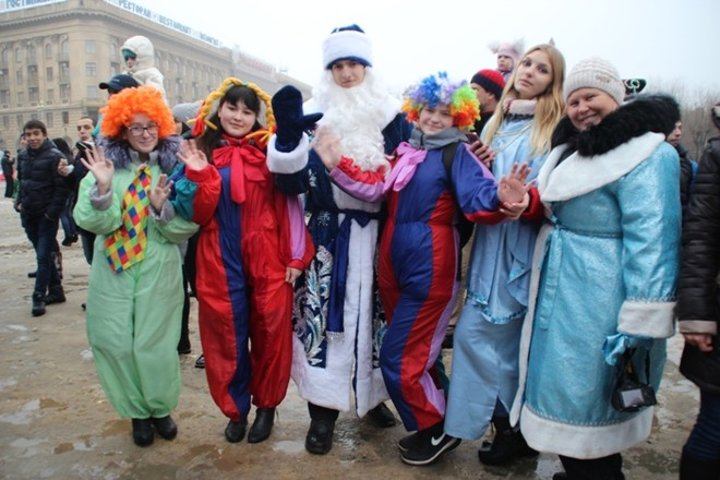 ВВолгограде 6января состоится новогодний «Парад сказки»