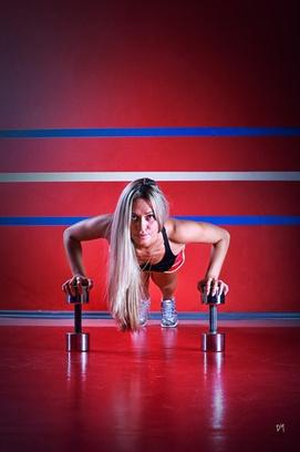Эффективные упражнения по фитнесу, Zebra Fitness