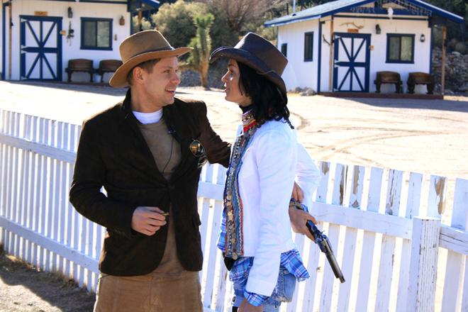 Славе и Мите Фомину так понравится в Лас-Вегасе, что они сыграют там свадьбу!