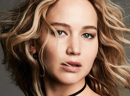 Дженнифер Лоуренс представляет новый женский аромат от Dior