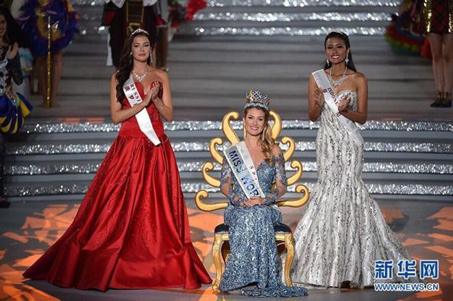"""""""Мисс мира-2015"""", фото"""