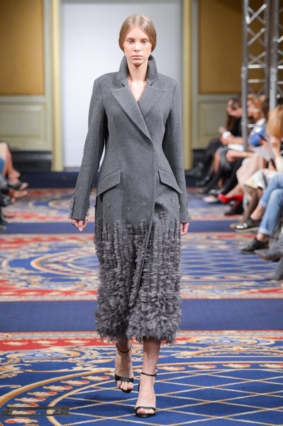 Показ осенне-зимней коллекции Ruban на Mercedes-Benz Fashion Week RussiaПоказ осенне-зимней коллекции Ruban на Mercedes-Benz Fashion Week Russia   галерея [2] фото [27]