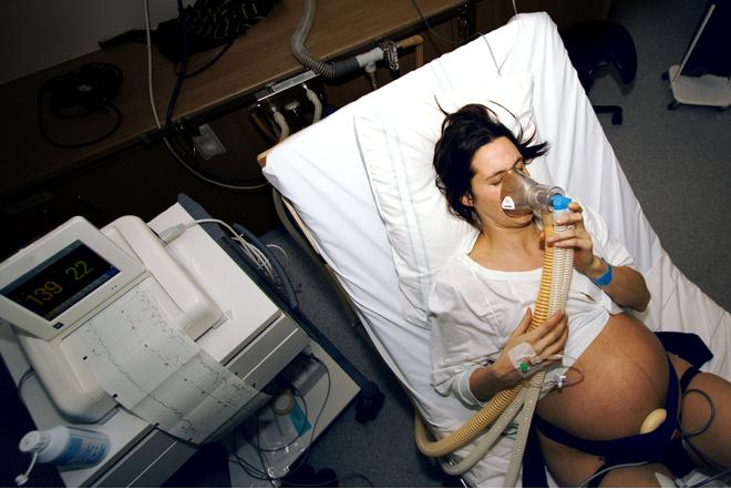 анестезия для беременных
