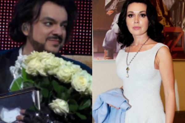 Филипп Киркоров и Анастасия Заворотнюк