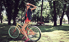 Крути педали: самые яркие велосипедистки Барнаула