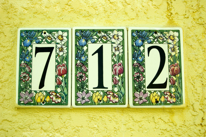 Нумерология номер квартиры