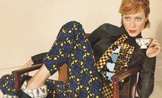 Возвращение в моду: Хлое Севиньи вновь стала лицом Miu Miu