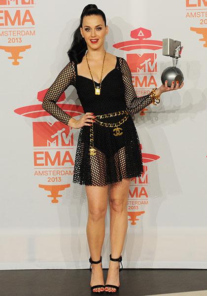 Кэти Перри на MTV EMA 2013
