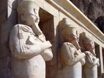 Мародеры разграбили один из музеев Египта