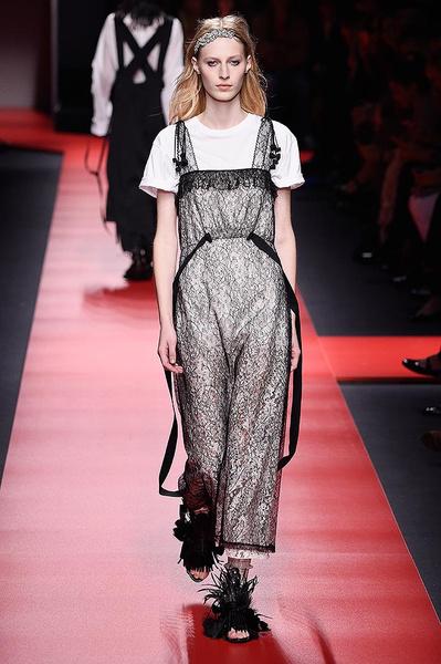 Неделя моды в Милане: день первый   галерея [2] фото [4]