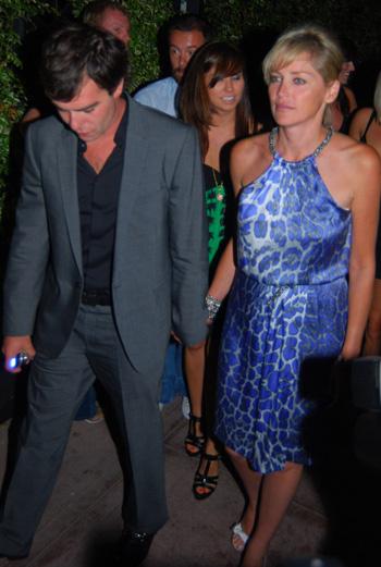 Шэрон и Чейз Дрейфус (август, 2008)