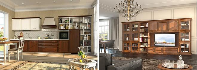 Как объединить кухню с гостиной: фото, советы дизайнера