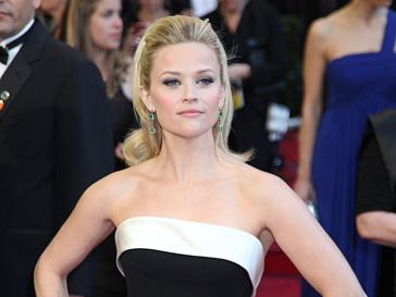 Риз Уизерспун (Reese Witherspoon) на «Оскаре»-2011