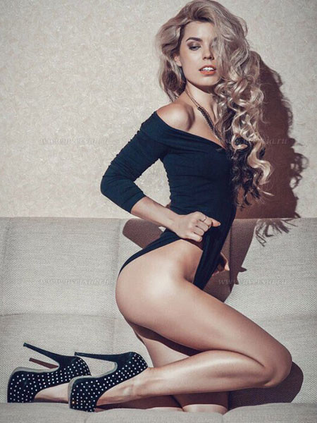 Саратовчанка участвует в конкурсе мисс MAXIM