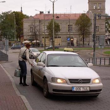 Хорошенько подумайте, прежде чем сесть в такси. Фото: Virtualtourist.com