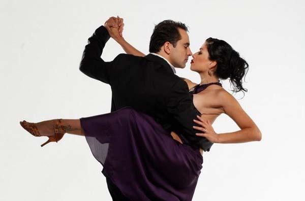 Новокузнецк, танец, аргентинское танго