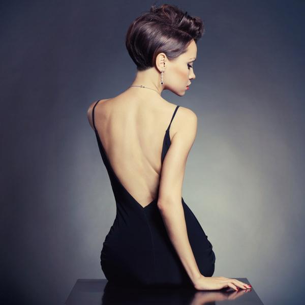 Прямая спина