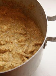 кулинарный мастер-класс, грузинская кухня, фоторецепт, сациви с курицей, рецепт сациви, грецкие орехи, сациви фото